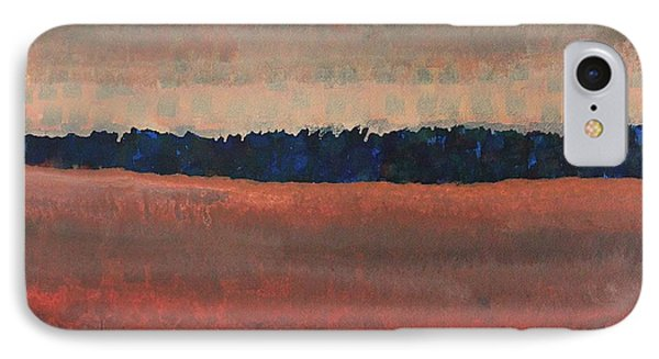 Great Wall Of The West Original Painting IPhone Case
