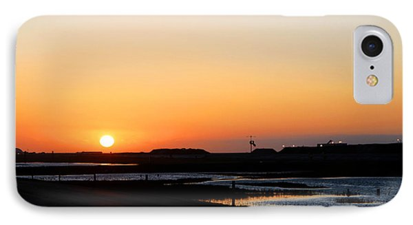 Greater Prudhoe Bay Sunrise IPhone Case by Anthony Jones