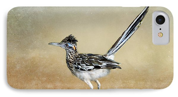 Greater Roadrunner 2 IPhone Case by Betty LaRue