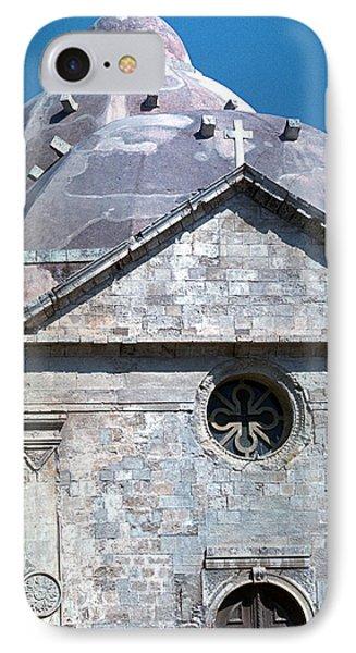 Greek Orthodox Church IPhone Case by Flavia Westerwelle