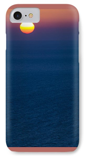 Greek Sunset IPhone Case