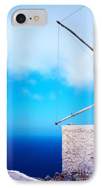 Greek Windmill IPhone 7 Case