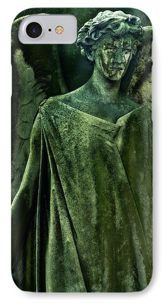Green Angel IPhone Case