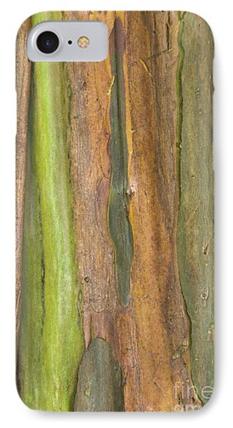 IPhone 7 Case featuring the photograph Green Bark 3 by Werner Padarin