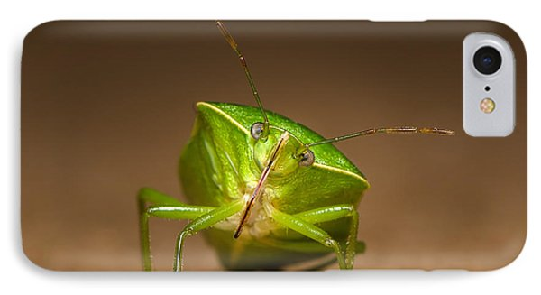 Green Bug IPhone Case