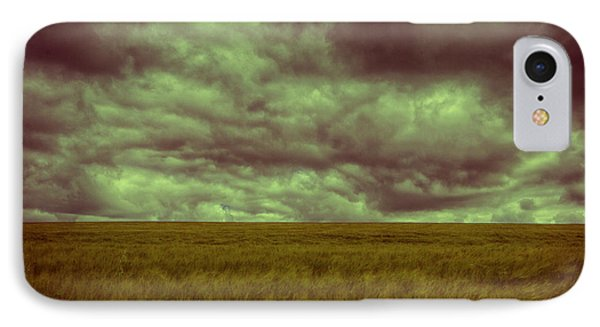 IPhone Case featuring the photograph Green Fields 3 by Douglas Barnard