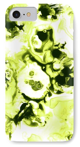 Green Lime Fantasy IPhone Case