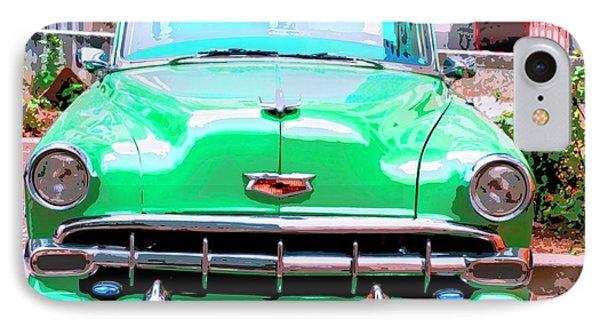 Green Machine Phone Case by Dominic Piperata