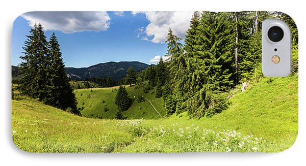 Green Mountain Phone Case by Evgeni Dinev