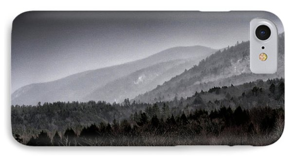 Green Mountains - Vermont IPhone Case by Brendan Reals