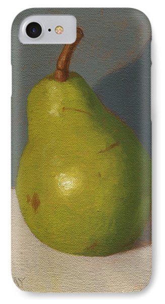 Green Pear IPhone Case