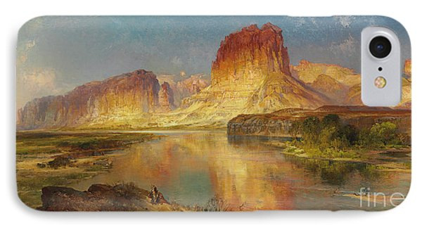 Green River Of Wyoming IPhone Case