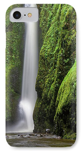 Green Slot Canyon IPhone Case by Jonathan Davison