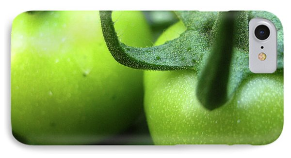 Green Tomatoes No.3 Phone Case by Kamil Swiatek