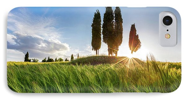 Green Tuscany Phone Case by Evgeni Dinev