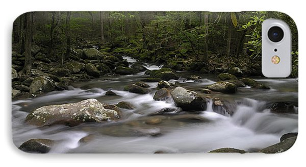 Greenbrier In The Great Smoky Mountains Phone Case by Darrell Young