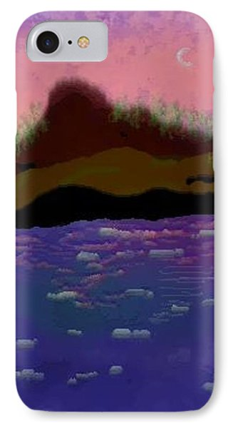 Greenland.summer IPhone Case by Dr Loifer Vladimir