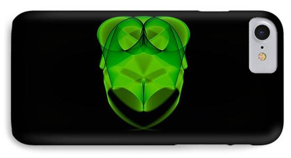 Greenowl - Da IPhone Case