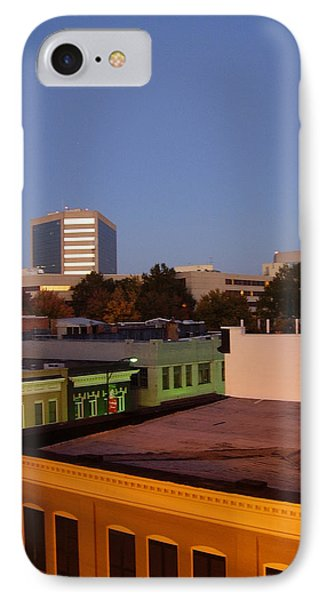 Greenville IPhone Case by Flavia Westerwelle