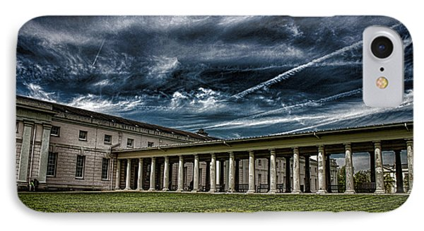 Greenwich Maritime Museum IPhone Case