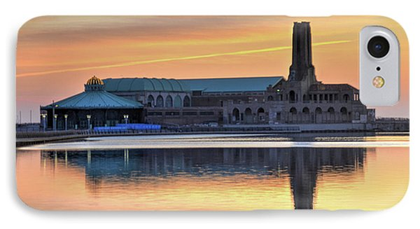 Greetings From Asbury Park Nj IPhone Case by Bob Cuthbert