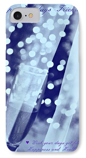IPhone Case featuring the photograph Greetings by Rima Biswas