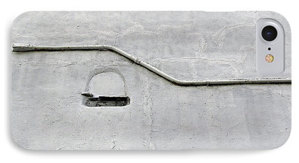 Grey Matter IPhone Case by Ethna Gillespie