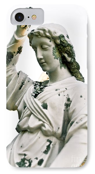 Grieving Angel Phone Case by Yurix Sardinelly