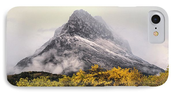Grinnell Point IPhone Case by Mark Kiver