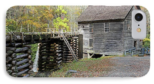 Grist Mill IPhone Case by Lamarre Labadie