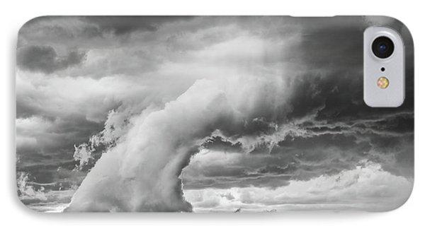 Groom Storm Bw IPhone Case