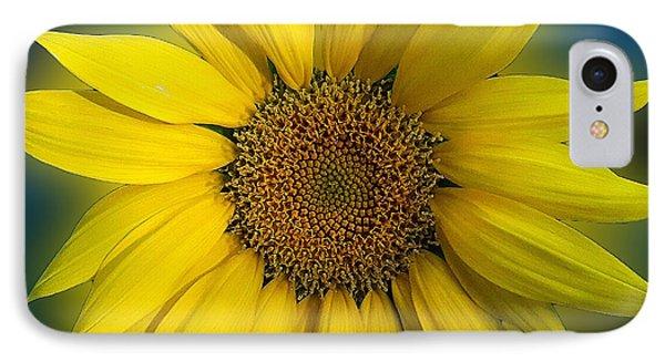 Groovy Sunflower IPhone Case