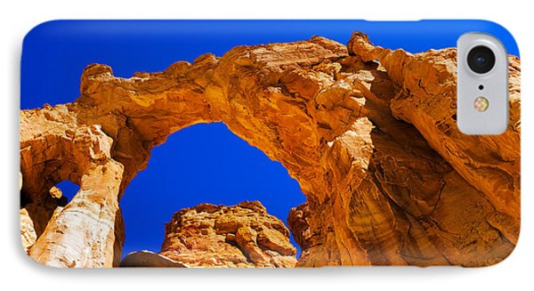 Grosvenor Arch IPhone Case by Chad Dutson