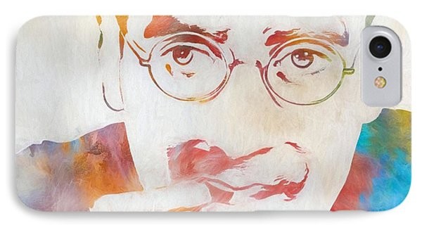 Groucho Marx IPhone 7 Case by Dan Sproul