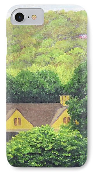 Grove Park Golf IPhone Case by Anne Marie Brown