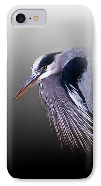 Grumpy Ole Man IPhone Case by Skip Willits