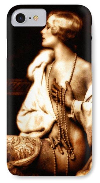Grunge Goddess IPhone Case