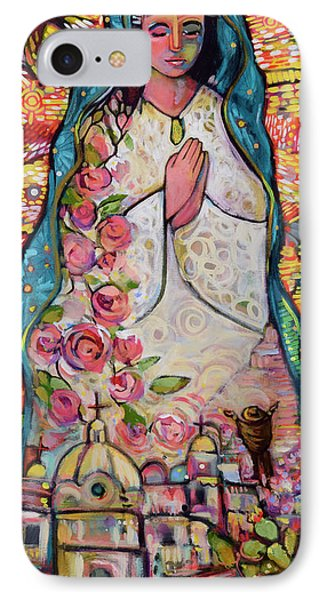 Guadalupe IPhone Case by Jen Norton