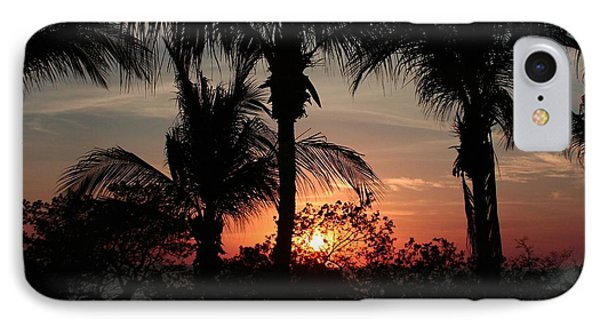 IPhone Case featuring the photograph Guanacaste Sunset by Ellen Barron O'Reilly