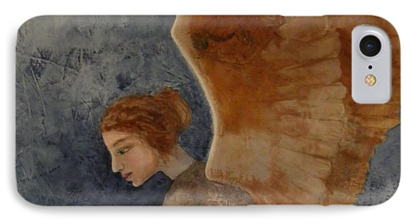 Guardian Angel IPhone Case by Terry Honstead