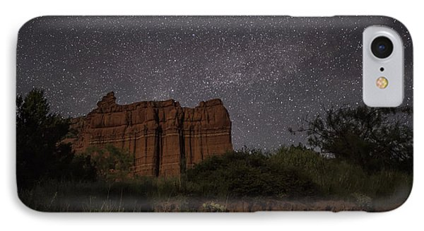 Guardians Under The Stars IPhone Case by Melany Sarafis