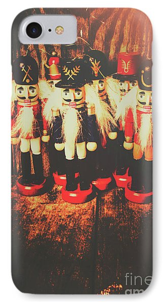Guards Of The Toy Box IPhone Case