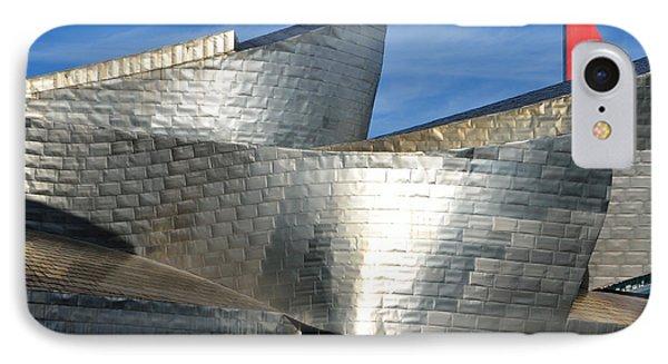 Guggenheim Museum Bilbao - 5 IPhone Case