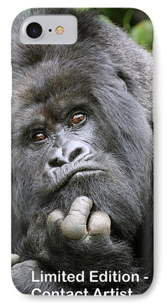 Guhonda IPhone Case by David Beebe