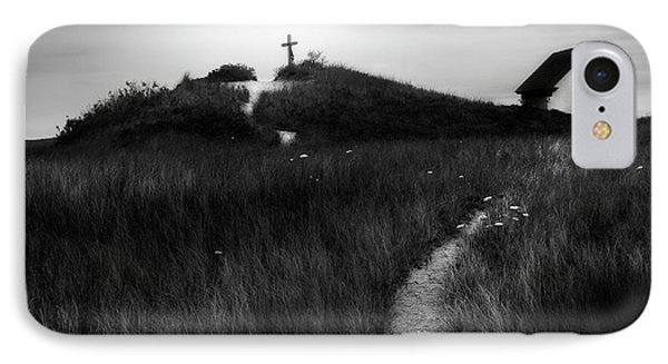IPhone 7 Case featuring the photograph Guiding Light by Bill Wakeley