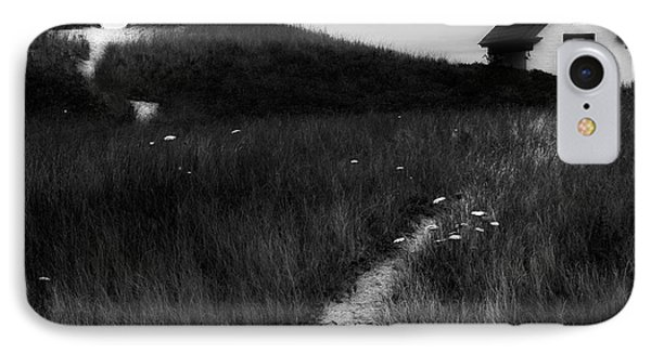 IPhone 7 Case featuring the photograph Guiding Light Square by Bill Wakeley