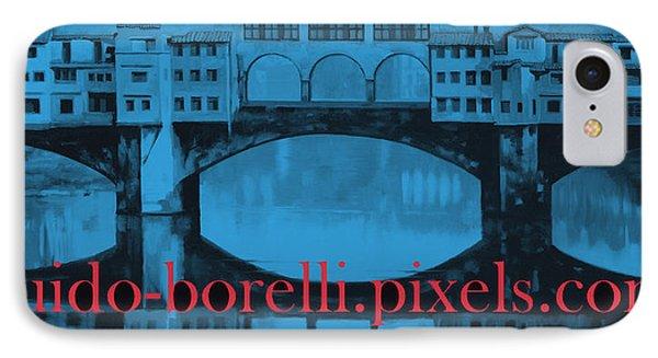 Guido-borelli.pixels.com IPhone Case by Guido Borelli