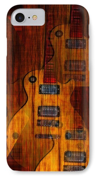 Guitar Army Phone Case by Bill Cannon