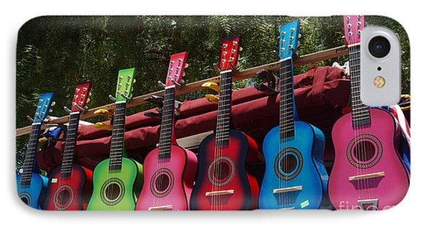 Guitars In Old Town San Diego IPhone Case