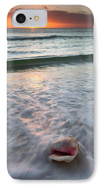 Gulf Coast Sunset  IPhone Case by Patrick Downey